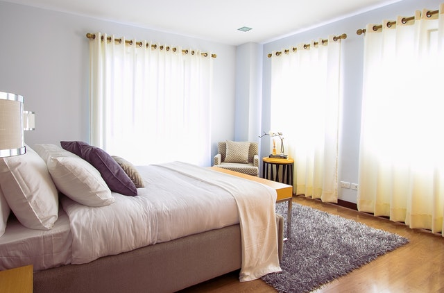 Sådan indretter du det perfekte soveværelse