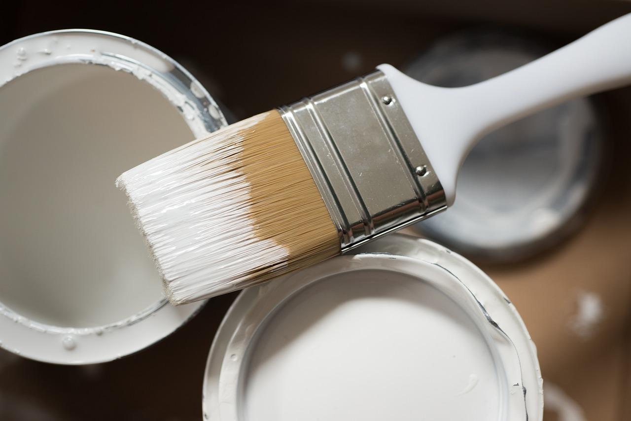 Tips til boligen; vælg den rigtige maling